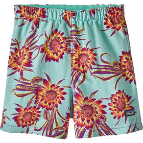Patagonia Baggies Shorts Barn cereus flower small: ikat purple
